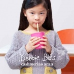 Debbie Bliss Cashmerino Aran Children's Book