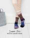 Debbie Bliss Bobble Lace Socks Pattern