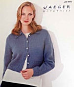 Jager Cropped Textured Cardigan Pattern