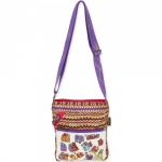 Laurel Burch Karly's Cats Cross Body Bag