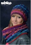Noro Baby  Hat and Loop Pattern by Claudia Wersing