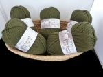 West Yorkshire Spinners Blue Faced Leicester DK, Avocado