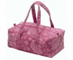 Milward Knitting Bag - Rose Print