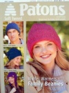 Patons Winter Warmers - Family Beanies