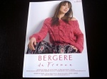 Berg�re de France Banded Collar Jumper Pattern