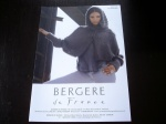 Berg�re de France Cape Jacket with Hood Pattern