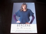 Bergère de France Flared Sweater Pattern