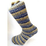 West Yorkshire Spinners Blue Tit Socks