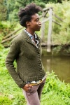 Brooklyn Tweed Burr Knitted Jacket