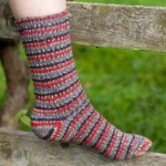 West Yorkshire Spinners Bullfinch Socks