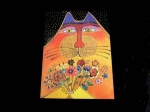 Laurel Burch '' A Bunch of Love''  Any Occasion Card