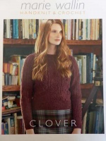 Clover Sweater Pattern by Marie Wallin