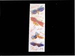 Laurel Burch  Dragonfly Bookmark