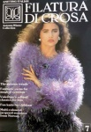 Filatura di Crosa Autumn / Winter Collection 1987