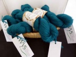 West Yorkshire Spinners Fleece Gems DK #392, Turquoise