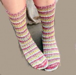 West Yorkshire Spinners Goldfinch Socks
