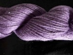 Aslan Trends Baby Llama and Mulberry Silk #4075, Grape