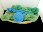 Jamieson & Smith 2 Ply Jumper Yarn  - 5 Mixed Skeins