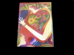 Laurel Burch Heart Song  Any Occasion Card
