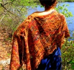 Ilga Leja Earth Maiden Wrap
