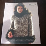 Jaeger JB #23 Designs for Natural Fleece and Fur