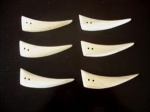 Kauni Light Scimitar Buttons