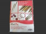 Knit Pro Symfonie Birch Interchangeable Starter Circular Needle Set