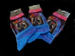 Laurel Burch Embracing Horses Socks