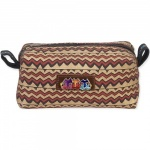 Laurel Burch Signature Chevrons Accessory Case