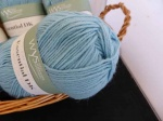 West Yorkshire Spinners Essential DK #602, Light Turquoise