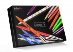 Knit Pro Limited Edition Marblz Interchangeable Circular Needle Set