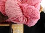 Araucania Nature Cotton #555 - Candy Pink