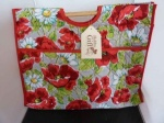Hobby Gift Classic Craft Bag - Poppies