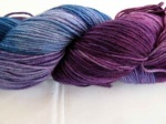 Easyknits Deeply Wicked 4 Ply Purple Passion