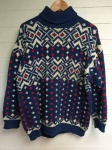 Jaeger Matchmaker Aran Nordic Style Sweater