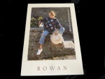 Rowan Jamie & Jessi Seaton Diamonds Sweater Pattern