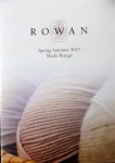 Rowan Shade Card Sping / Summer 2017