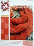 Easyknits Summer Sunset Shawl Pattern