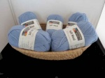SMC Soft Wool #052, Light Blue