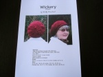 Woolly Wormhead Wickery Beret Pattern