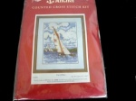 Anchor Counted Cross Stitch Kit - Yachting