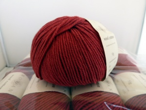 Rowan Wool Cotton #911, Rich