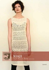 Juniper Moon Farm Zooey Xiaji Lace Tunic Pattern