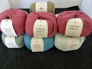 Rowan Cotton Glacé  - 10 Mixed Balls
