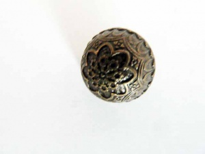 Rowan Antique Domed Toledo Buttons