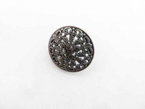 Rowan Filigree Buttons - Antique Silver