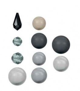 Swarovski Black Pearl Selection