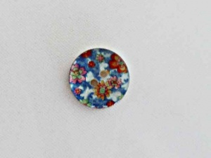 Rowan Small Flowery Shell Buttons