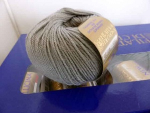 Filatura di Crosa New Bollicina #13, Dove Grey