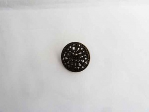 Rowan Filigree Buttons - Bronze